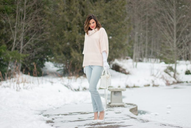The Perfect Winter Pick Me Up in Winter Pastels