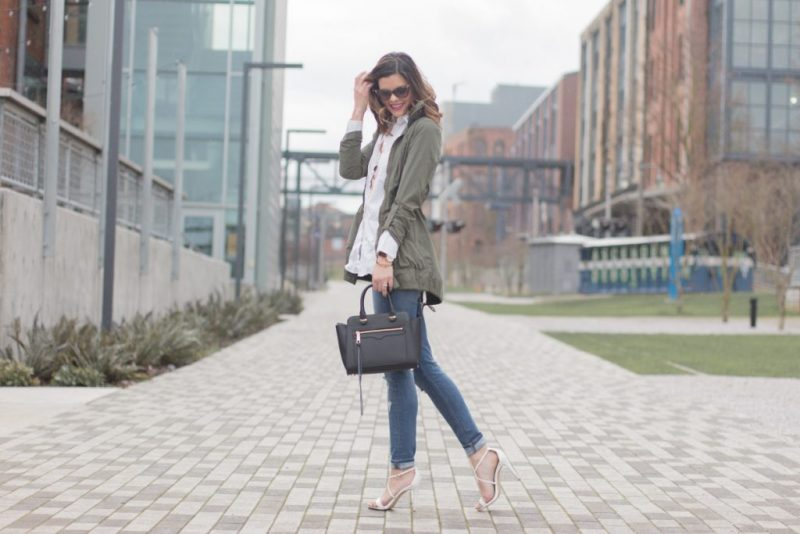Creating a Chic Weekend Look {with Items in Your Closet!}
