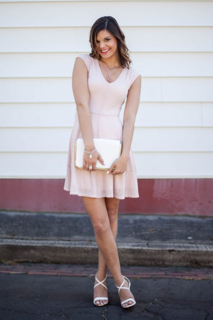 Something Silver | Fit and Flare Dress