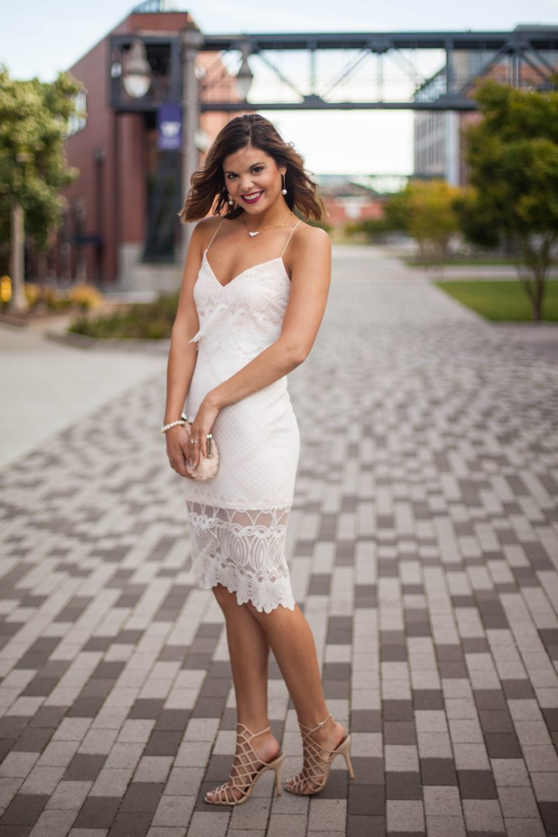 The Little White Dress: The New LBD