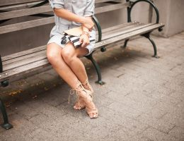 How to Keep Your Feet Feeling Great in Heels