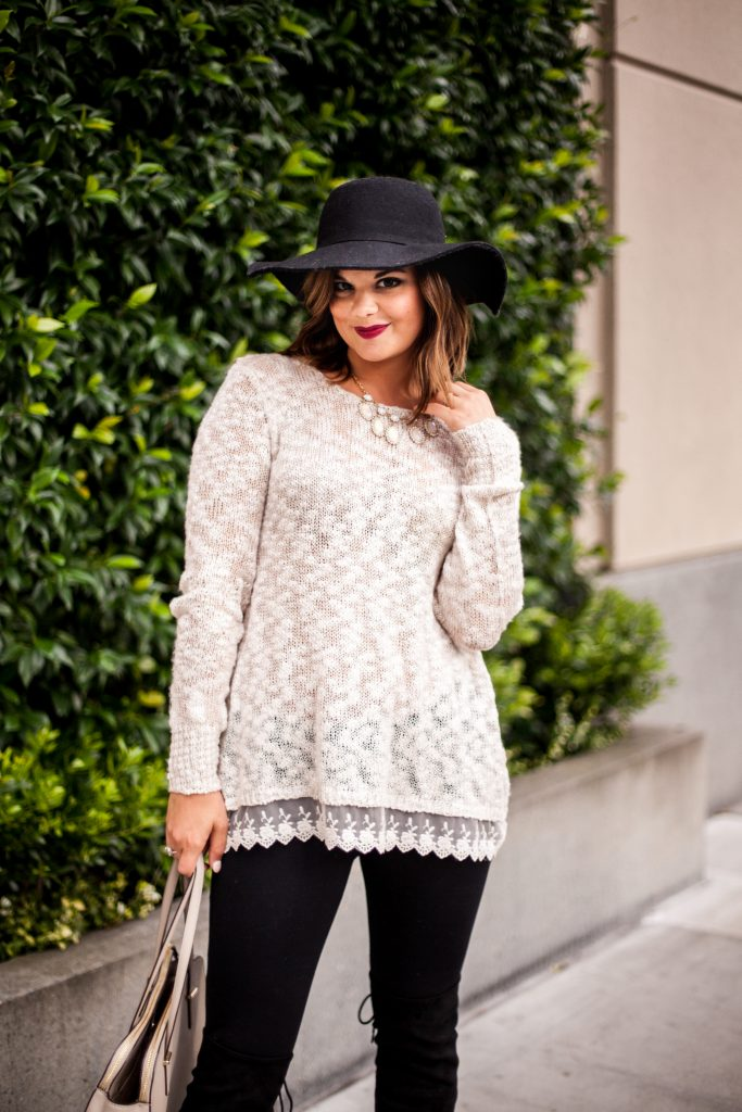 3 Sweater Styles You Need | Fall fashion | HERboutique.com
