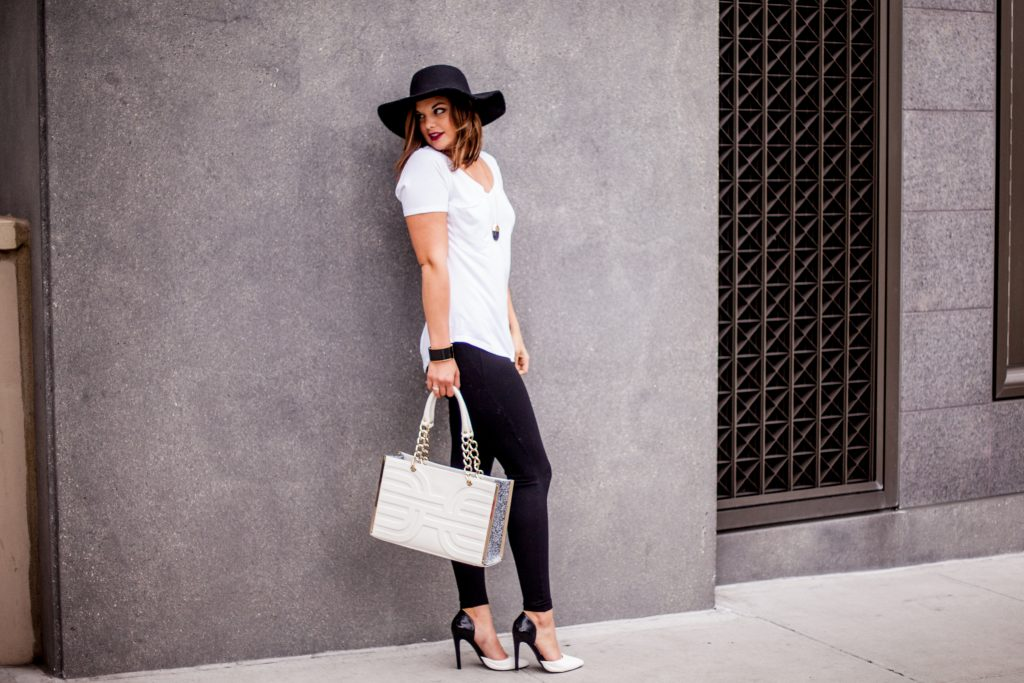 4 Reasons You Need a White Tee + 10 Styling Tips