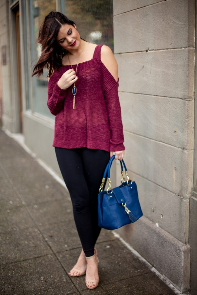 85d6b846a2db35 Why Cold Shoulder Tops Are Perfect For Fall • Style Miss Molly