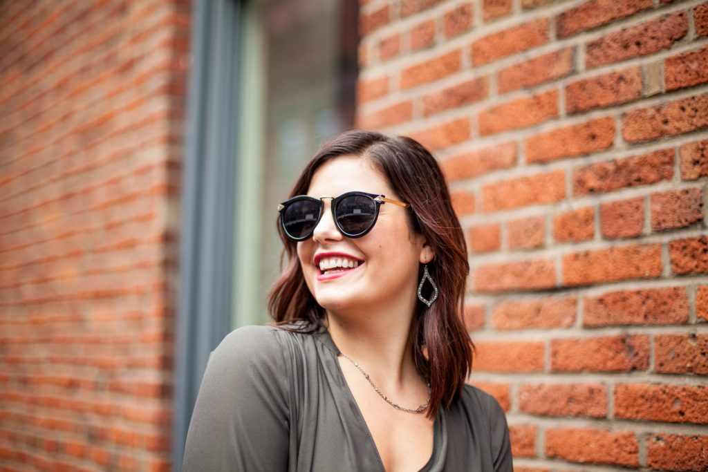 HERboutique.com | 7 ways to keep smiling no matter what | Business professional fashion