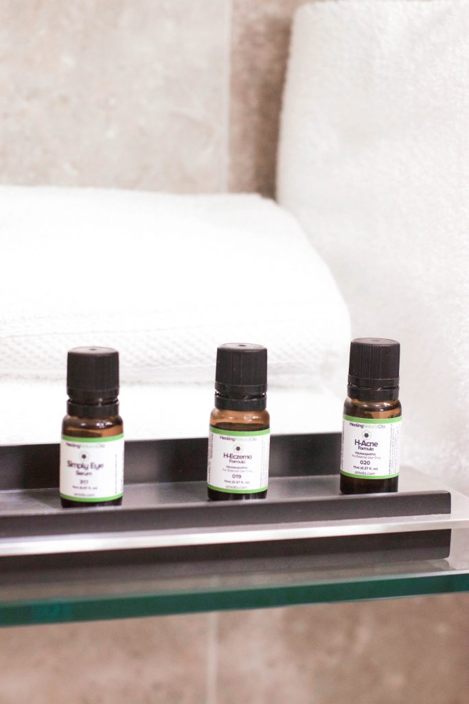 Healing Natural Oils - Style Miss Molly Review