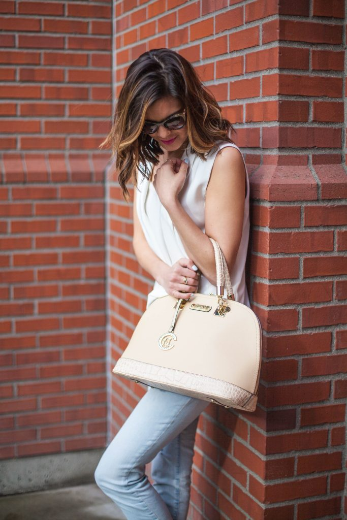The Only Color Handbag You'll Ever Need